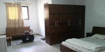 studio meublé conakry